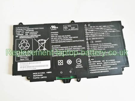 FPCBP448 Battery, Fujitsu FPCBP448 FPB0322S CP675904-01 Replacement Laptop Battery