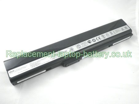 Asus A32-K52, A42 K42 K52 X42 Series Battery 10.8V 6-Cell