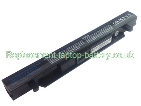 A41N1424 Battery, Asus A41N1424 ZX50J ZX50JX ROG GL552JX ROG GL552VW 15-inch Gaming Laptop Battery Replacement