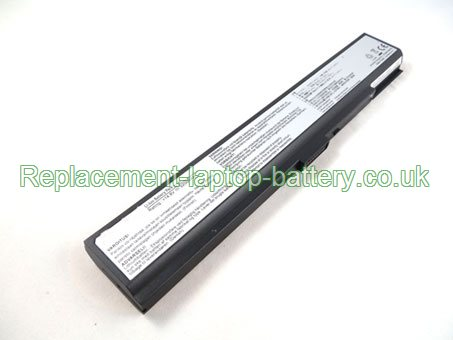 14.8V ASUS 70-NHM1B1100M Battery 5200mAh