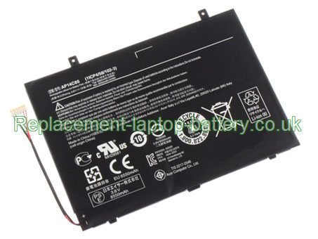 Acer AP14C8S Replacement Laptop Battery 3.8V