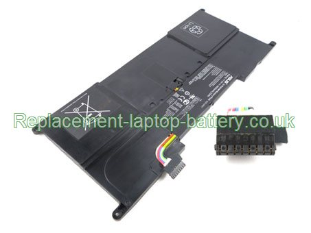 7.4V ASUS C23-UX21 Battery 4800mAh