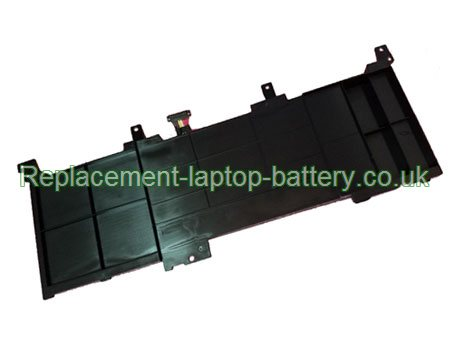 C41N1531 Battery, Asus C41N1531 ROG Strix GL502VY Series Replacement Laptop Battery