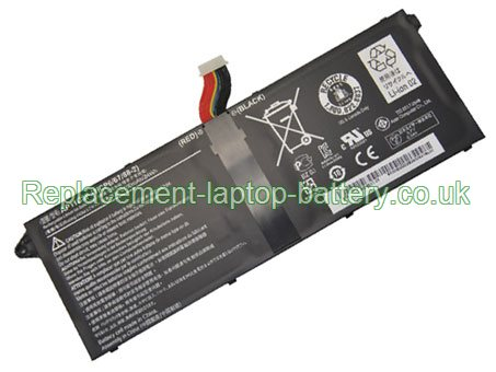 Acer AP11C8F Replacement Laptop Battery 3.7V