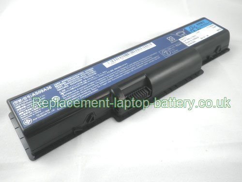 11.1V GATEWAY AS09A73 Battery 46WH