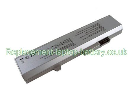 Averatec 23-050260-00, SA20080-01, 3700, 3715, 3715-EH1, AV3715-ED1, 3800 Series Battery 4400mAh