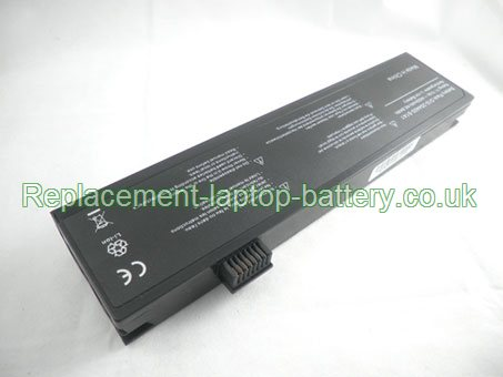 Advent G10-3S4400-S1A1, G10-3S3600-S1A1, 4213 Replacement Laptop Battery 6-Cell