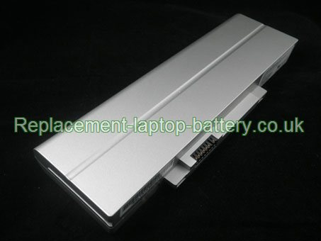 11.1V AVERATEC R15GN Battery 6600mAh