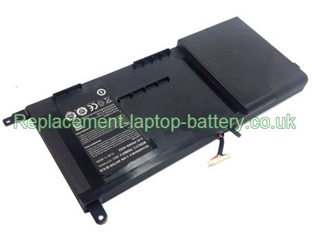 Replacement Laptop Battery for  60WH Long life EUROCOM Sky MX5 R3,