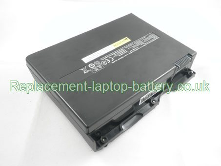 Replacement Laptop Battery for  5300mAh Long life EUROCOM Panther 5D,