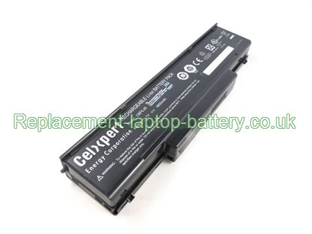 11.1V MSI BTY-M66 Battery 4800mAh