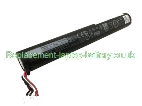3.7V Dell 0DWD6 Battery 4660mAh