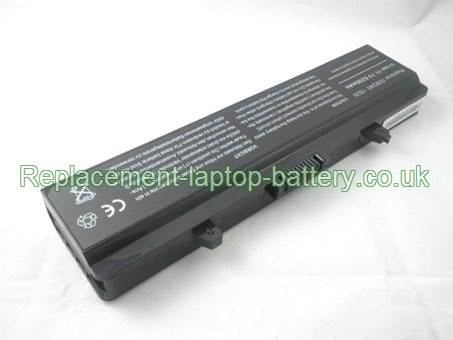 Dell GW240, RN873, GP952, Inspiron 1525 1526 Replacement Laptop Battery 4400mAh