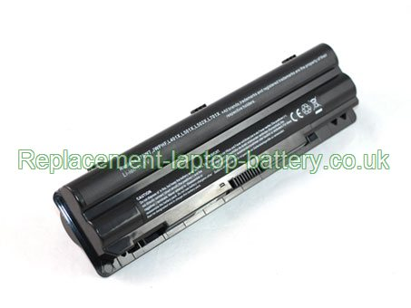 Dell R795X JWPHF J07W7 Xps 14 15 L501X L502X L521 17 Series Replacement Laptop Battery 9-Cell