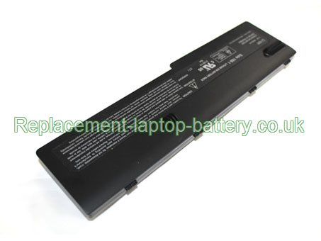 Replacement Laptop Battery for  6600mAh Long life ADVENT 7080, 7092,