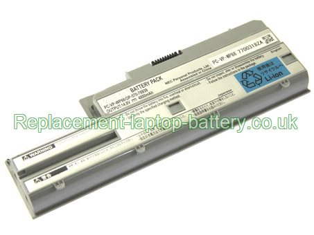 14.8V NEC OP-570-76939 Battery 4800mAh