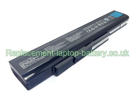 Replacement Laptop Battery for  84WH Long life MSI A32-A15, A42-H36, A41-A15, A42-A25,