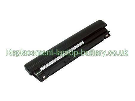 Replacement Laptop Battery for  4400mAh Long life FUJITSU-SIEMENS S26391-F421-L200, Stylistic ST6012,
