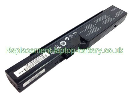 Fujitsu-Siemens F30-3S4800-C1S1 3S4800-C1S1-06 Amilo Si3655 Replacement Laptop Battery 11.1V 6-Cell