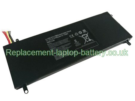 GNC-C30 Battery, Gigabyte GNC-C30 U2442 v2 P34G v2 Replacement Laptop Battery