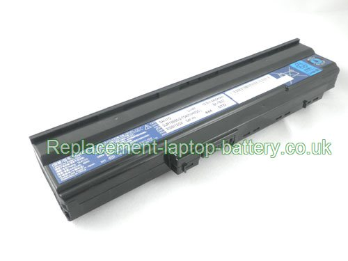 Gateway AS09C31, AS09C71, AS09C75, NV40 Series Battery 6-Cell
