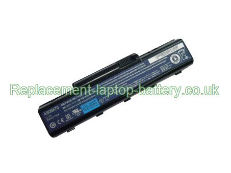 Replacement Laptop Battery for  4400mAh Long life ACER AS09A73, eMachines E525,