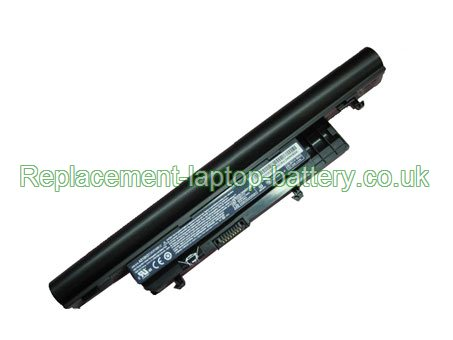 Gateway AS10H31, AS10H3E, AS10H75, AS10H51, 31CR19/65-2 Battery 6-Cell