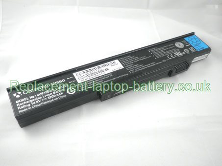 14.8V GATEWAY SQU-414 Battery 4800mAh