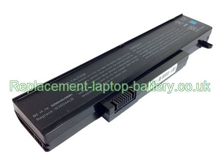 11.1V GATEWAY SQU-719 Battery 4400mAh