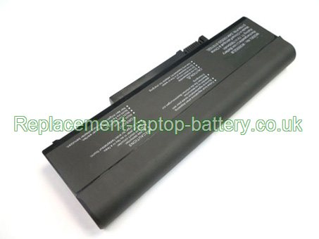 11.1V GATEWAY 6MSBG Battery 7200mAh
