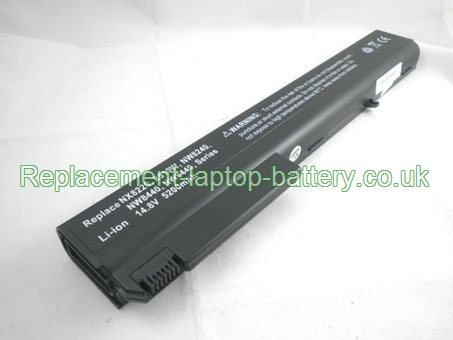 HP Compaq HSTNN-LB11, HSTNN-OB06, PB992A, Business Notebook NC8200 NC8430 NW8240 NW8440 NW9440 NX9420 Series Replacement Laptop Battery
