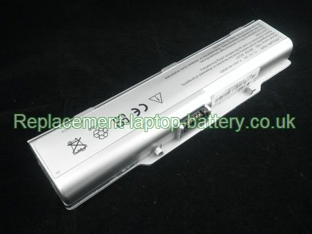 11.1V AVERATEC 1000E Battery 4400mAh