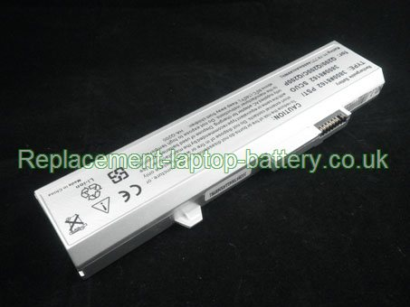 11.1V AVERATEC 3715EH Battery 4400mAh