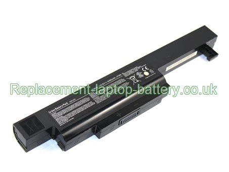 A32-A24 Battery, Hasee A32-A24, K480P K480A Series Battery 10.8V 6-Cell