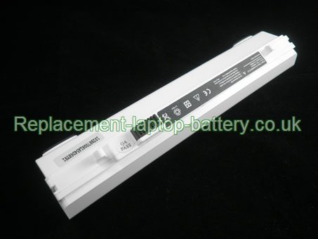 Replacement Laptop Battery for  4400mAh Long life ADVENT 4214, 4490, 4214ES,
