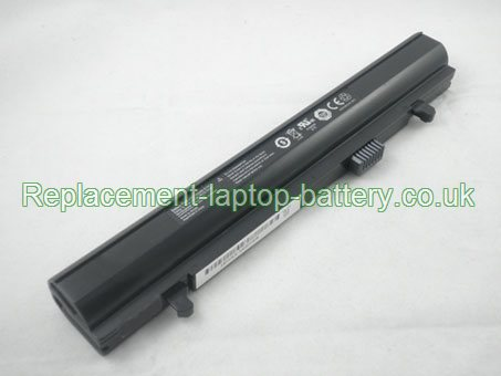 Replacement Laptop Battery for  2200mAh Long life ADVENT Milano Netbook, V10-3S2200-M1S2, Milano Elite Netbook, V10-3S2200-S1S6,