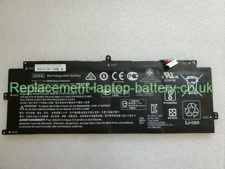 7.7V HP 902500-855 Battery 5400mAh
