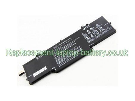 11.55V HP HSTNN-IB7V Battery 67WH