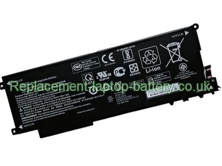 15.4V HP HSTNN-DB7P Battery 70WH