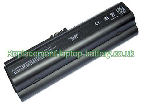 Replacement Laptop Battery for  8800mAh Long life COMPAQ Presario V3000 Series, Presario V6000 Series,