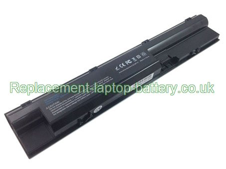 10.8V HP HSTNN-W94C Battery 5200mAh