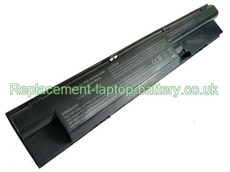 10.8V HP HSTNN-W93C Battery 7800mAh