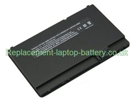 Replacement Laptop Battery for  2350mAh Long life COMPAQ Mini 730EE, Mini 730EQ, Mini 732ET, Mini 735EF,