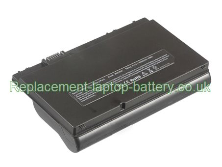 Replacement Laptop Battery for  4400mAh Long life COMPAQ Mini 730EE, Mini 730EQ, Mini 732ET, Mini 735EF,