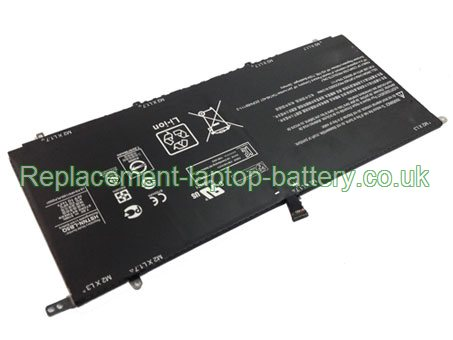 HP RG04XL HSTNN-LB5Q 734998-001 734746-421 Spectre 13-3000 13t-3000 Replacement Laptop Battery