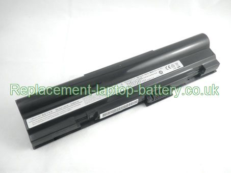 Replacement Laptop Battery for  4400mAh Long life AVERATEC 6AN094,
