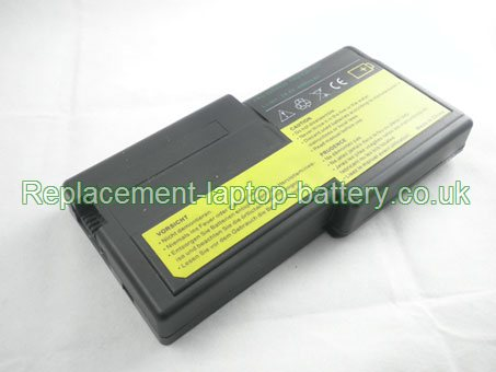 IBM 02K7052, 02K7054, ThinkPad R32, ThinkPad R40 Series Battery