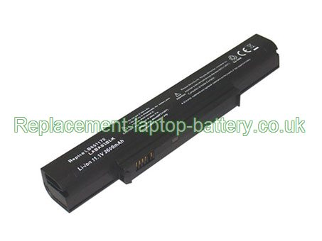 LG LB65117E, A1 EXPRESS DUAL, A1-PB10A, A1-PP01A9, A1-PPRAG, A1 Series Replacement Laptop Battery