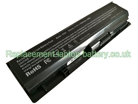 LG LB6211LK, P430 P530 Series, Xnote P430 P530 Series Battery 6-Cell