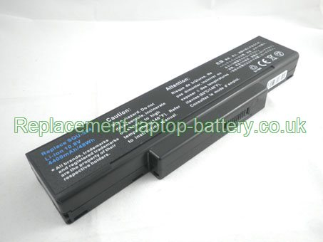 LG SQU-524, F1 Series Replacement Laptop Battery 6-Cell